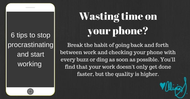 Wasting time on your phone_